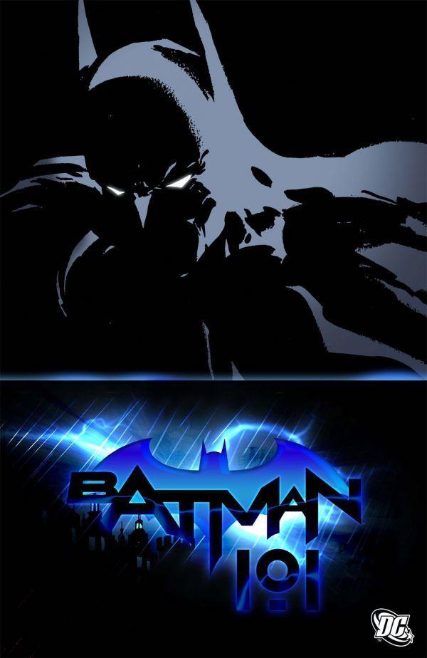 {DC} Batman 101