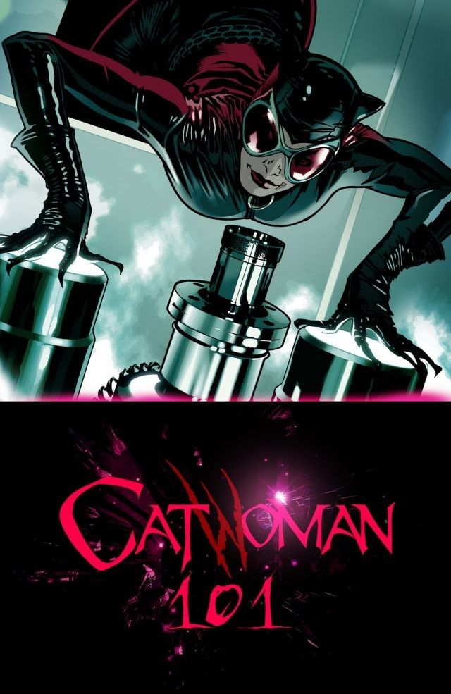 {DC} Catwoman 101