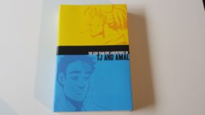 {E.K. Weaver} The Less Than Epic Adventures of TJ and Amal Omnibus-01