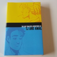 New Arrivals: The Less Than Epic Adventures of TJ and Amal Omnibus