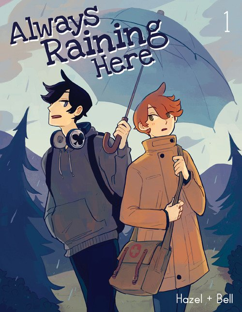 Hazel & Bell--Always Raining Here V01
