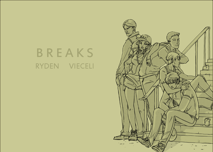 Malin Ryden & Emma Vieceli--BREAKS Prologue-a