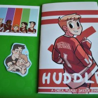 New Arrivals: Check, Please! - Huddle