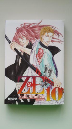 {Shimizu Yuki} Ze V10-01