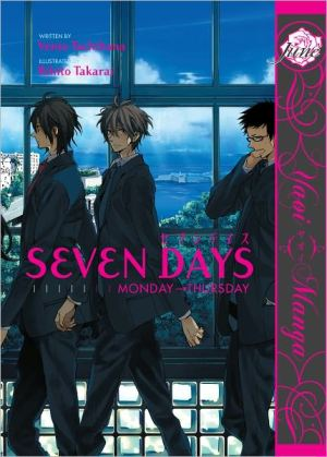 {Tachibana Venio & Takarai Rihito} Seven Days- Monday-Thursday