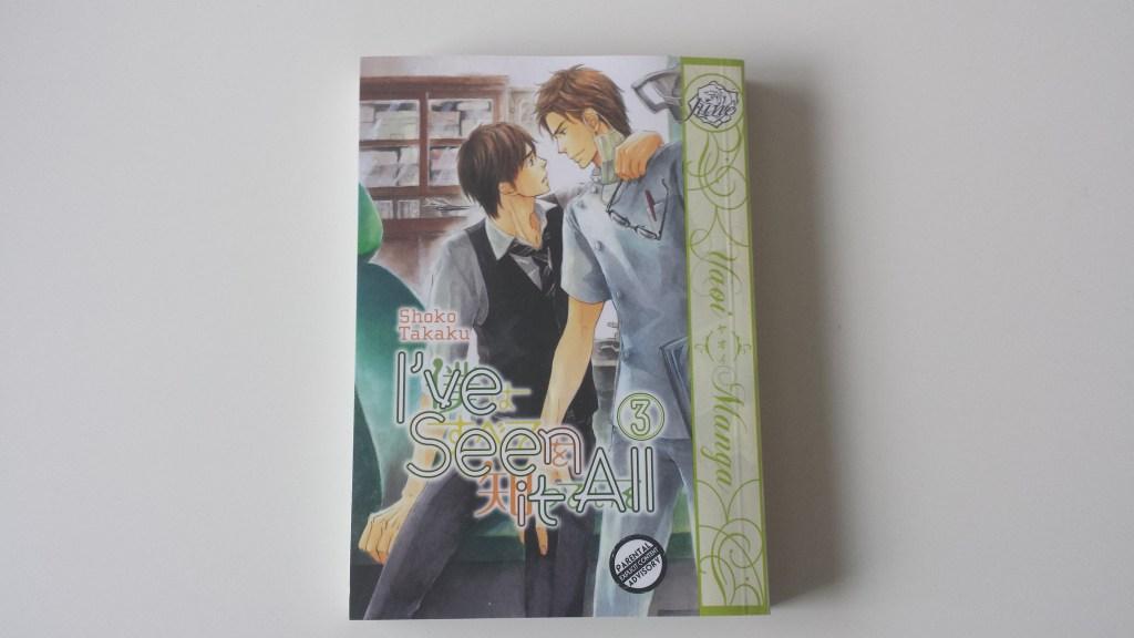 Takaku Shouko--I've Seen it All V03-01