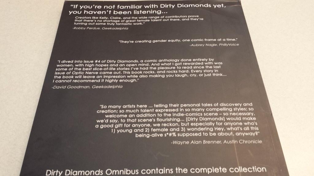 Various--Dirty Diamonds 1-4-03
