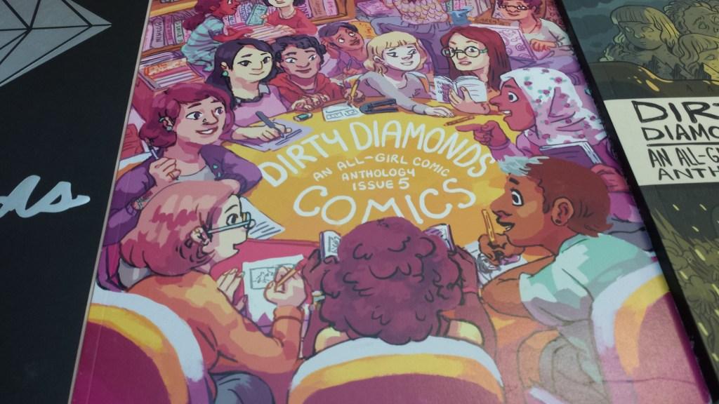 Various--Dirty Diamonds 5-01
