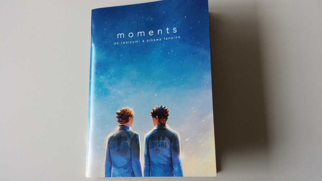 Various--Moments - IwaOi Fanzine-01