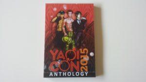 {Various} YaoiCon 2015 Anthology-01