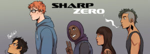 {robotsharks} Sharp Zero