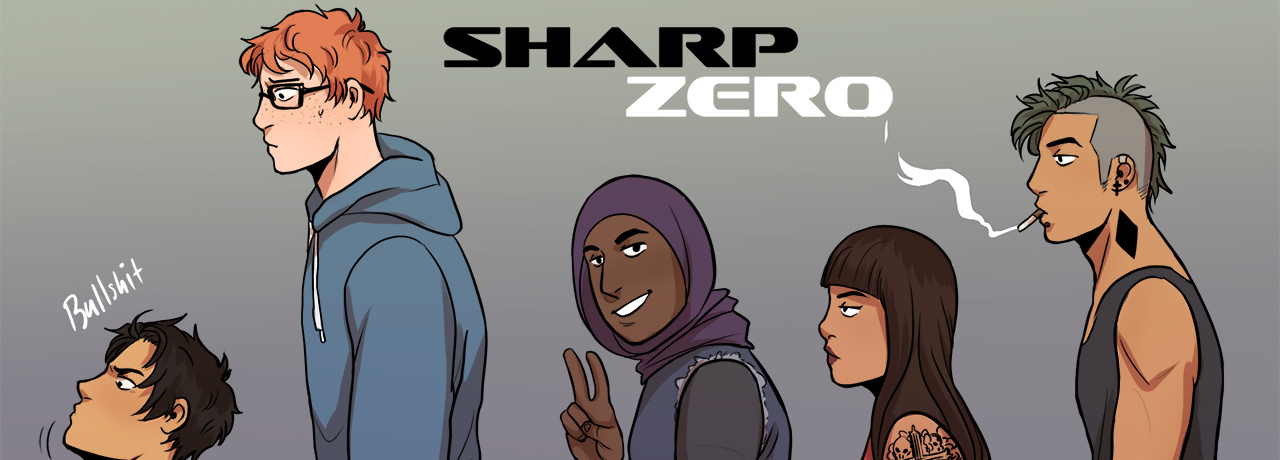 {robotsharks} Sharp Zero