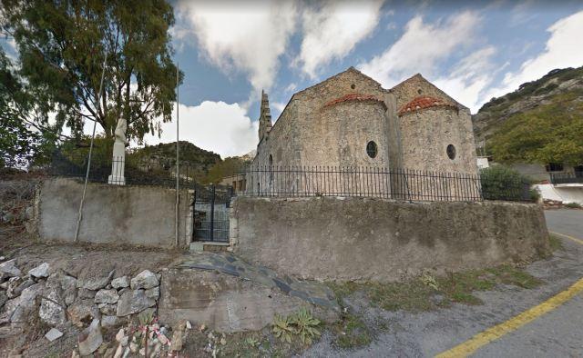 Kallikratis kyrka