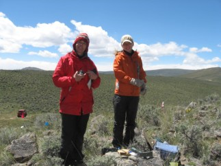 Sampling for stored resources with Anna Sala (University of Montana)