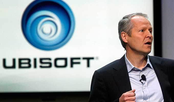 Yves Guillemot Ubisoft