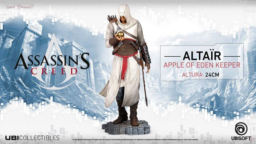 Figura de Altaïr en UbiShop