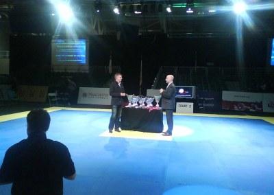 Grenadataekwondo British International Open 2008