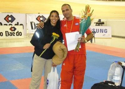 Grenadataekwondo Colombia Olympic Qualifiers
