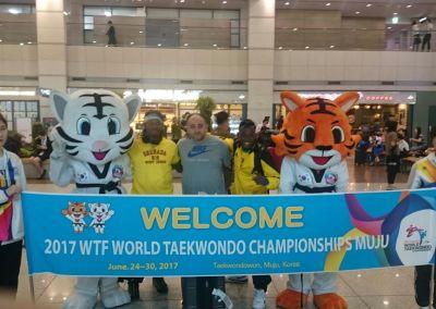 Grenadataekwondo Pan-American Championships