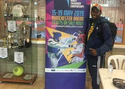 GTA World Taekwondo Championships, Manchester, England