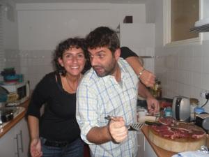Steak/Off