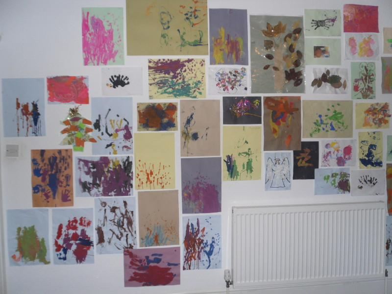 Kids' Artwork… and what to do with it?