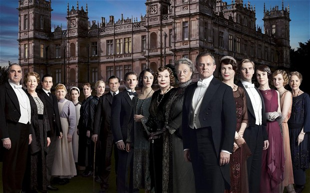 Downton Downtime