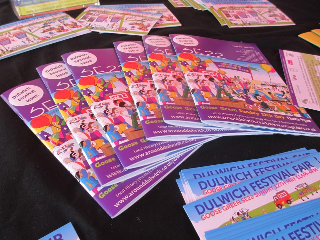 Dulwich Festival Fair