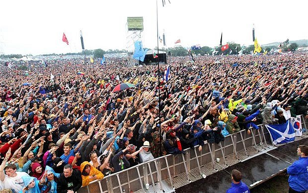Why you will never see me at Glastonbury