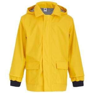 LOVE this Petit Bateau raincoat