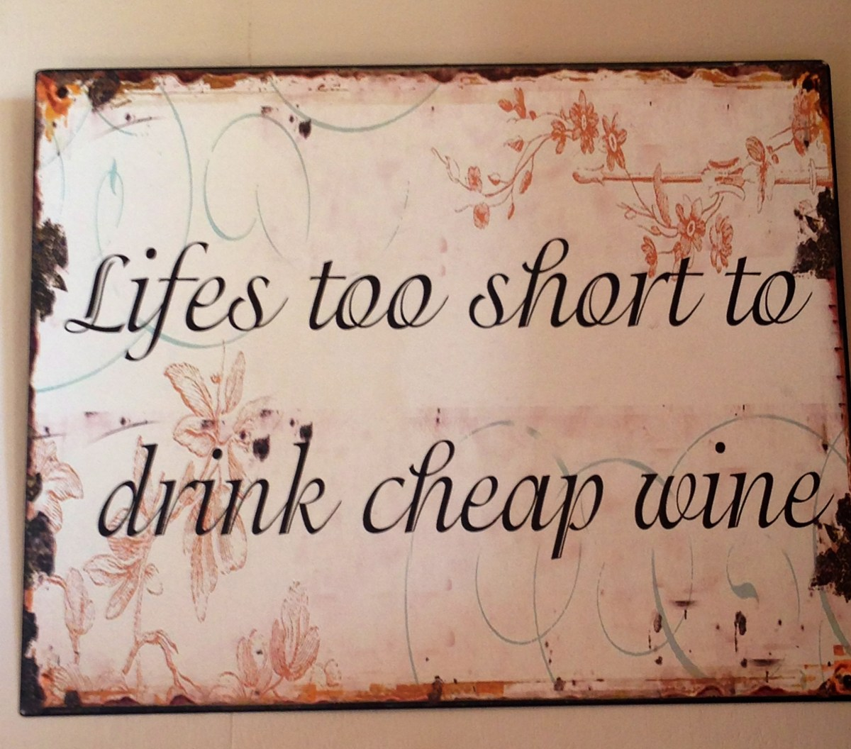The Rules of Wine Club