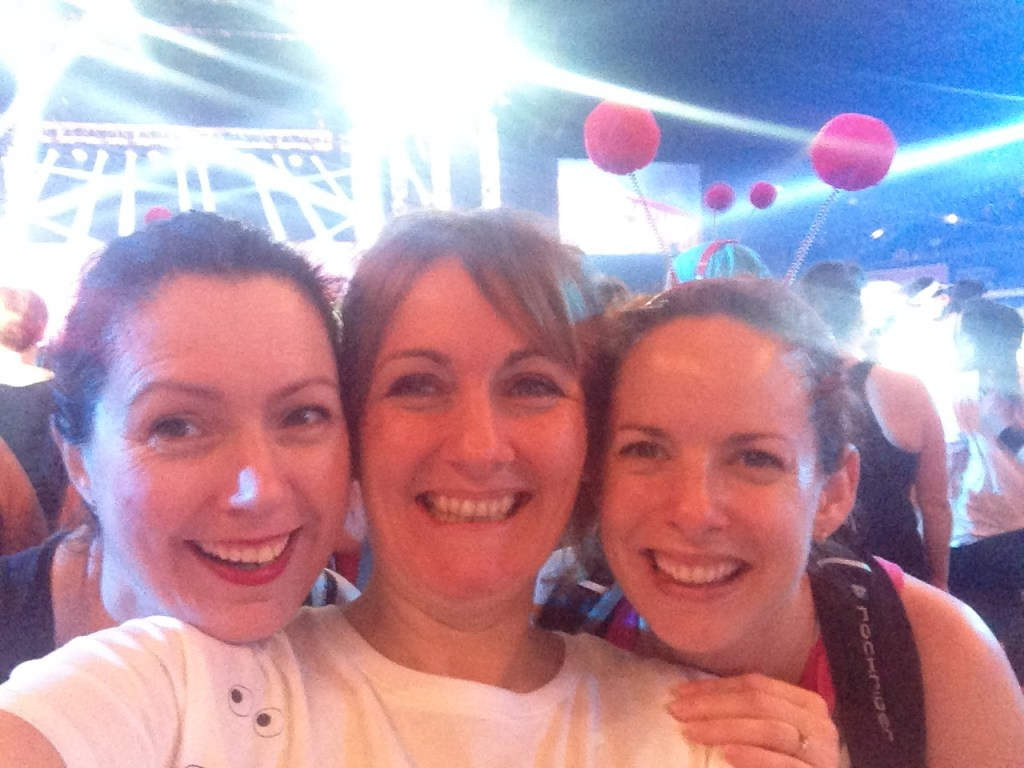 Team Honk! Danceathon for Comic Relief