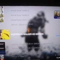 [Trophee]Metal Gear Solid collection 100%