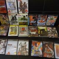 [retro]Petit collection PS2 Japonais