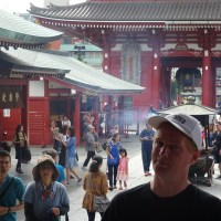 [JAPAN2016]Journee 15:Dessins Asakusa+promenade