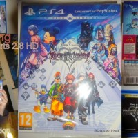[PS4]Reception du jour:Kingdom hearts 2.8 HD collector euro