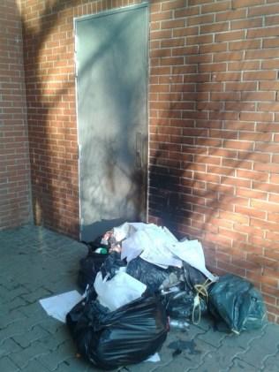 HLMs de Hoche: 23 janvier, après les incendies l'insalubrité