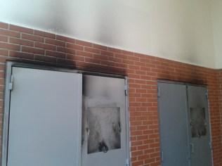 HLMs de Hoche: local poubelles incendié le 10 janvier