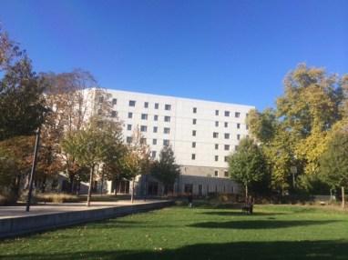 Le plan d'Urbanisme (PLU) des Verts/ades a permis de vendre une parcelle du parc Hoche à un promoteur privé
