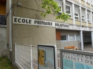 école primaire bajatière