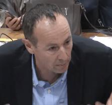 Pascal Clouaire Adjoint (Verts/PG) chargé de vendre le faux