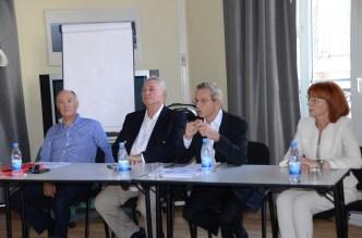Adrien Fodil, François Tarantini, Alain Carignon, Danièle Fodil ont communiqué des chiffres accablants pour M.Destot et E.Piolle