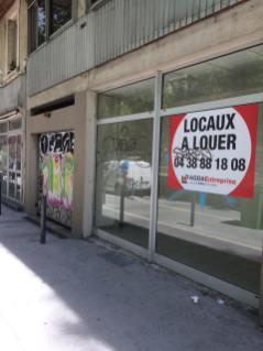 locaux commerciaux vides