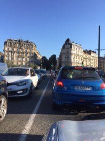 Cet après midi à la Bastille