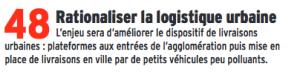 Pour l'instant la seule mesure concrète concerne 400 véhicules de livraison dans l'agglomération qui ne pourront plus pénétrer dans Grenoble à compte du 1/1/17/ . des livreurs et artisans modestes n'ayant pas la possibilité de renouveler leur véhicule d'avant 1998 sont les victimes comme si la pollution de l'anglo déposait sur eux!