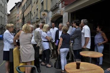 le collectif Grenoble, le changement