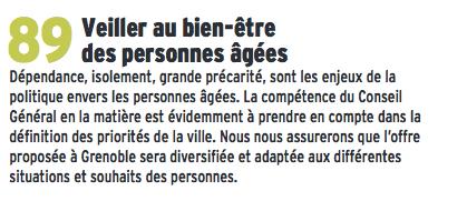"""la municipalité Piolle s'engageait aussi à """"veiller au bien être des personnes âgées"""". Un cumul de mensonges écoeurant"""
