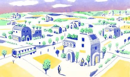 La ville et les maisons du futur vues par Rob Hopkins
