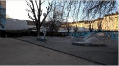 Le skatepark du square Silvestri doit disparaitre