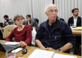 """Bernadette Bernadette Richard-Finot et Guy Tuscher refuse la fausse """"culpabilisation"""" par Eric Piolle"""